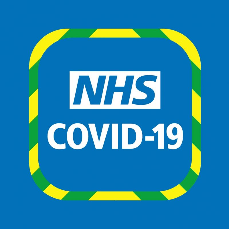 Covid NHS logo